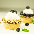 Mini Ice Cream Sugar Cookie Cups