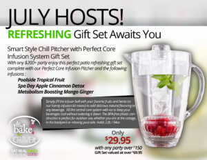 July Hosts! Refreshing Gift Set Awaits You