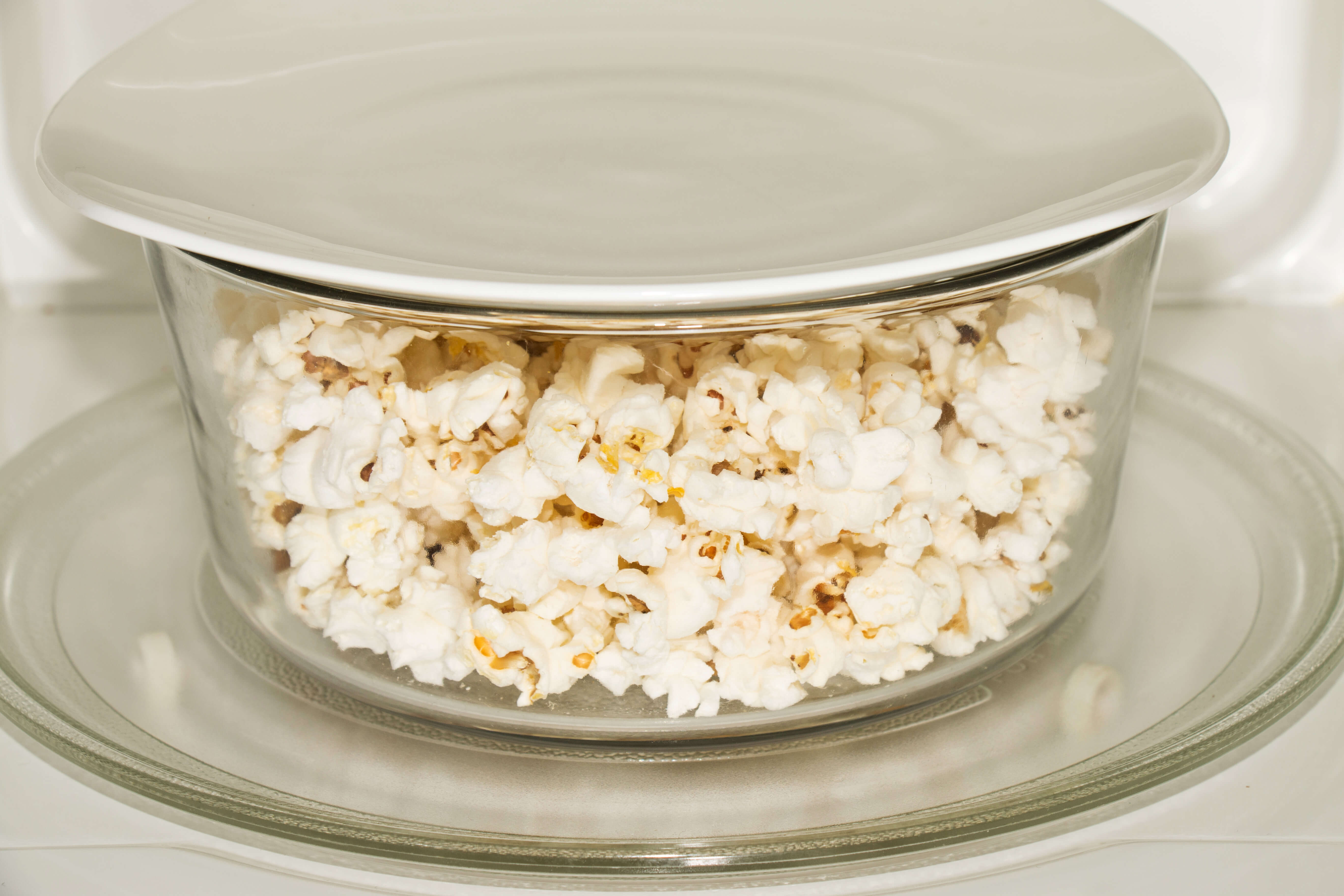DIY Microwave Popcorn Tips