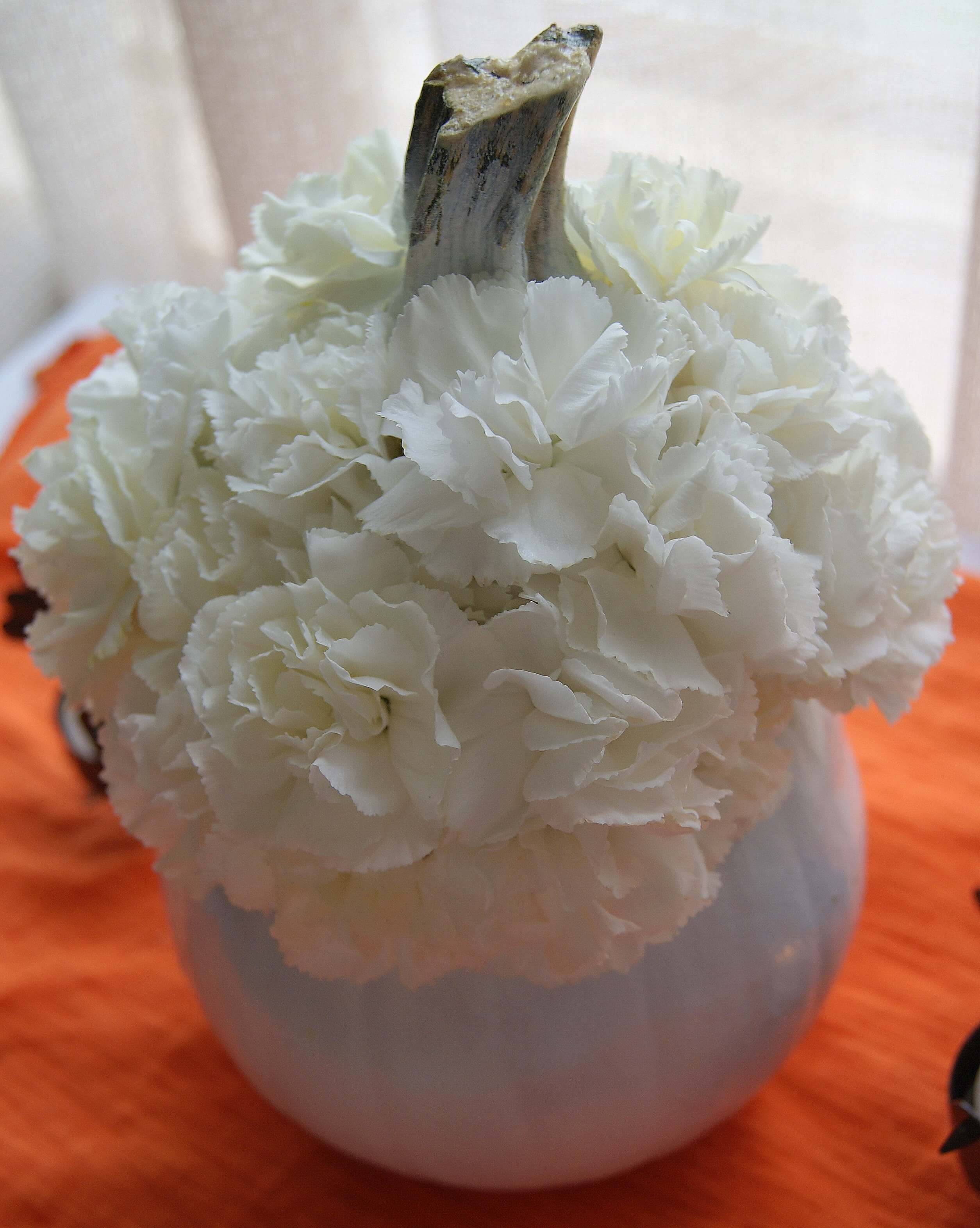 Pumpkin Fall Centerpiece