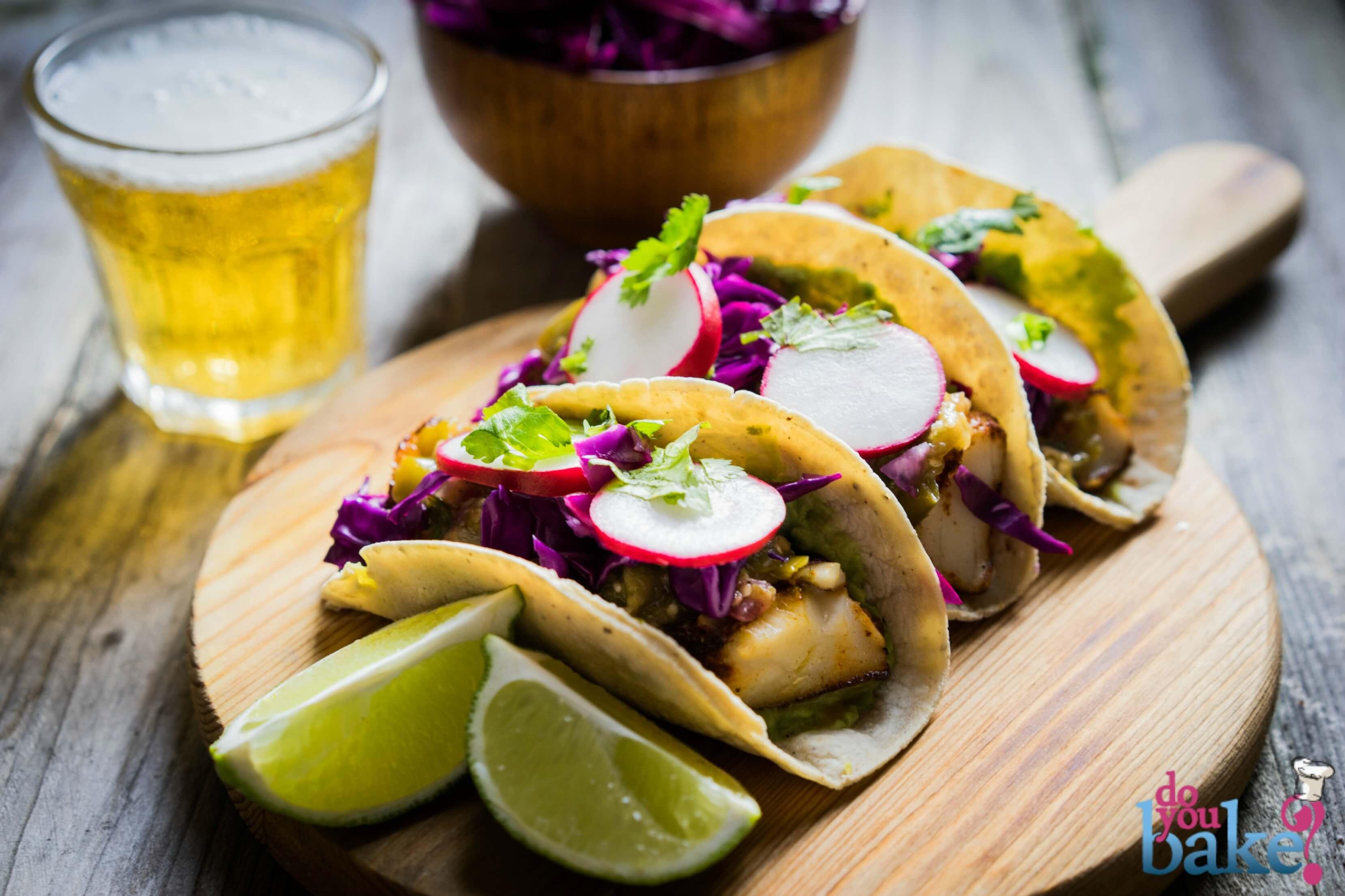 Fresh Fish Tacos