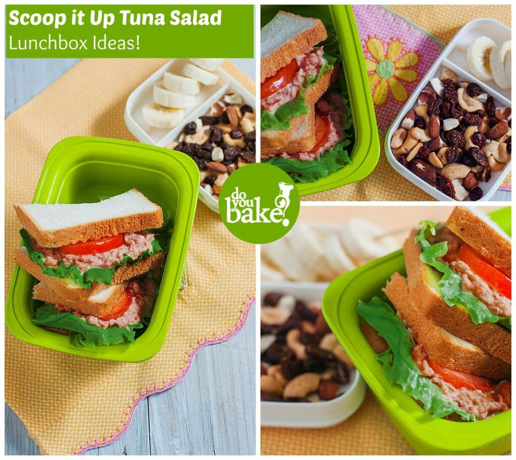 Lunchbox It! Protein Packed Tuna Lunch Box