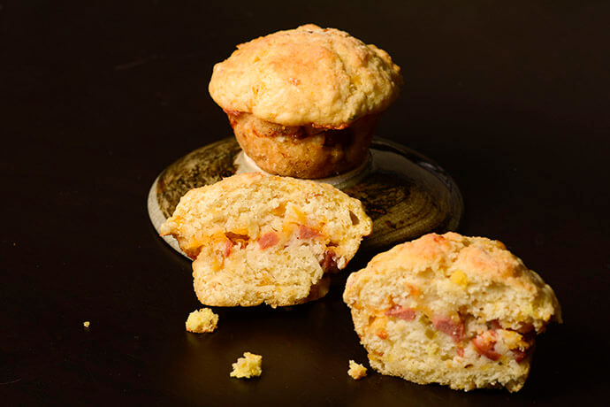 Corn and Cheese Beer Bread Muffins – Do You Bake