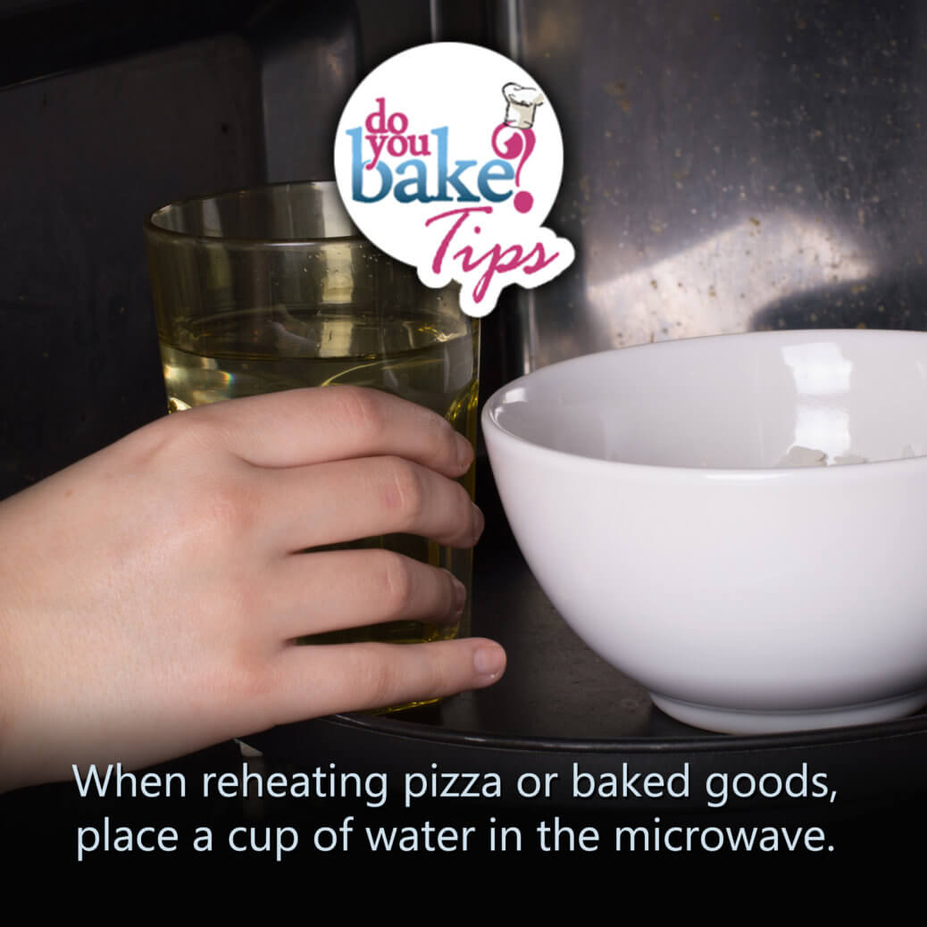 Reheat do you bake for Pizza in a mug without baking soda