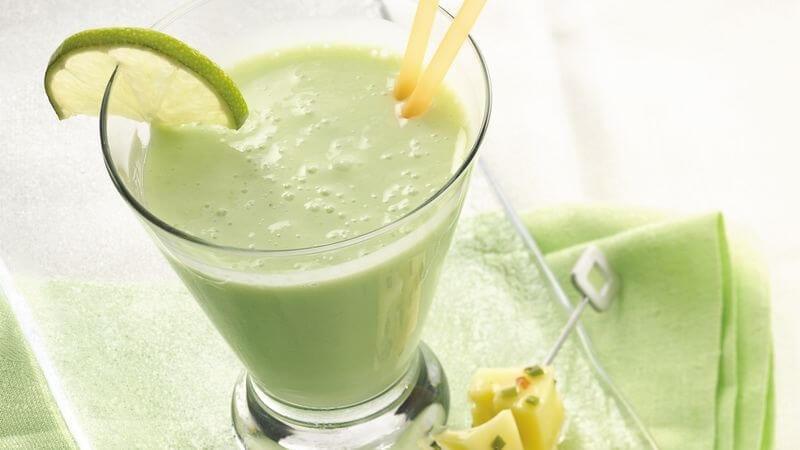 key lime smoothie