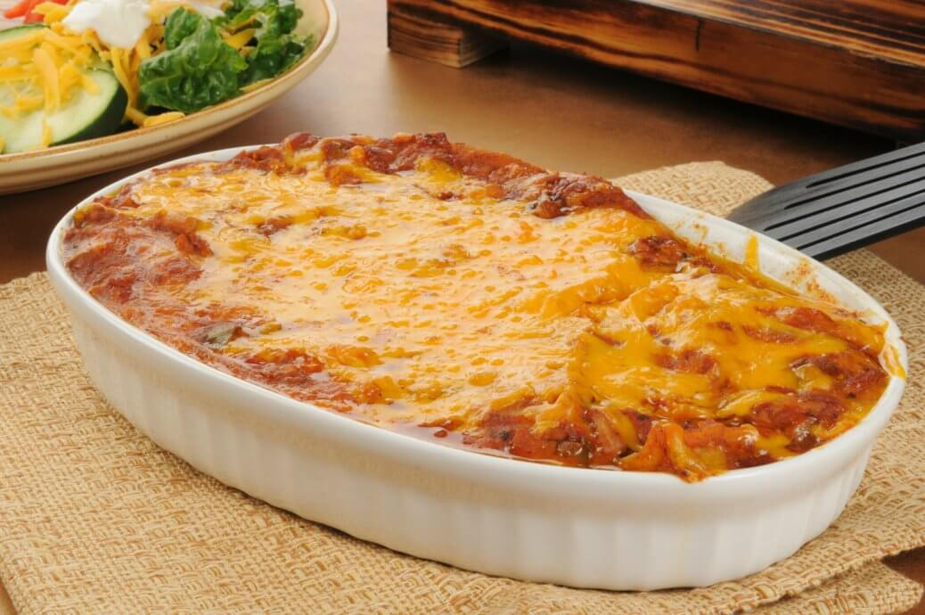 Do You Bake? Taco Bake recipe. Our under $5 dinner series